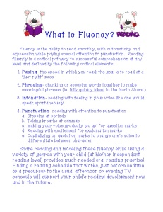 What is Fluency2